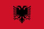 アルバニア国旗