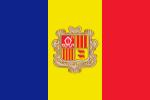 アンドラ国旗