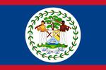 ベリーズ国旗