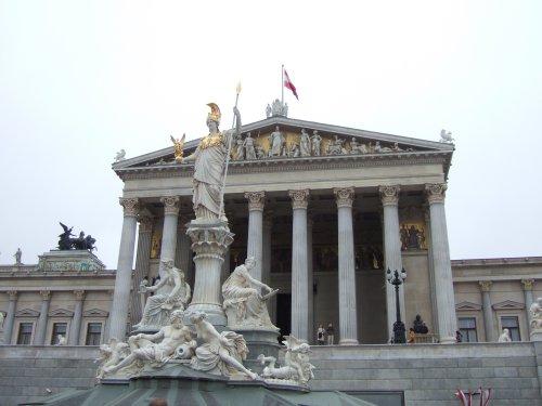 世界一周オーストリア旅行