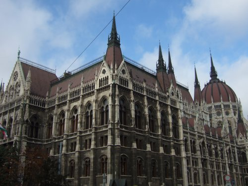 世界一周ハンガリー旅行