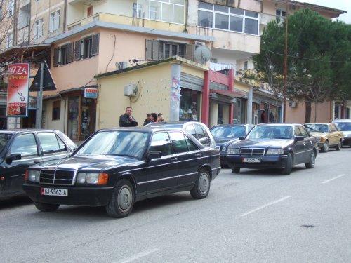 世界一周アルバニア旅行
