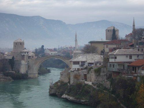 世界一周・ボスニア・ヘルツェゴビナ旅行3