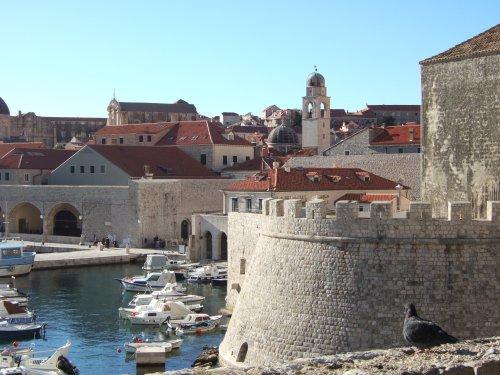世界一周・クロアチア旅行1