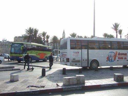 世界一周イスラエル旅行1