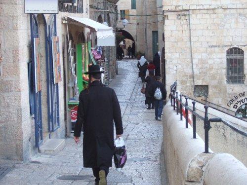 世界一周イスラエル旅行2