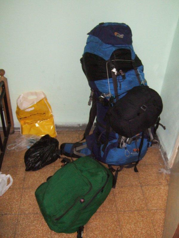 世界一周ヨルダン旅行1