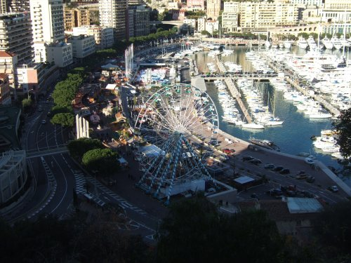 世界一周フランス・モナコ旅行1