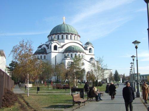 世界一周セルビア旅行