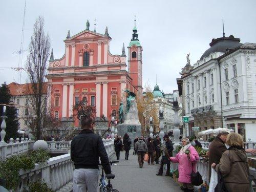 世界一周スロベニア旅行
