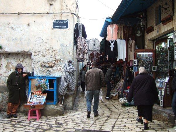 世界一周チュニジア旅行33