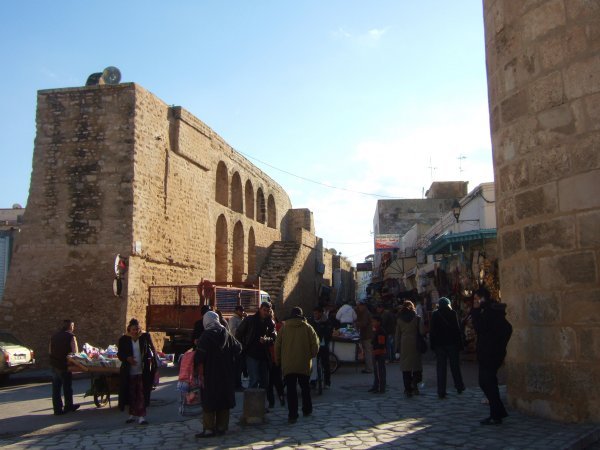 世界一周チュニジア旅行34