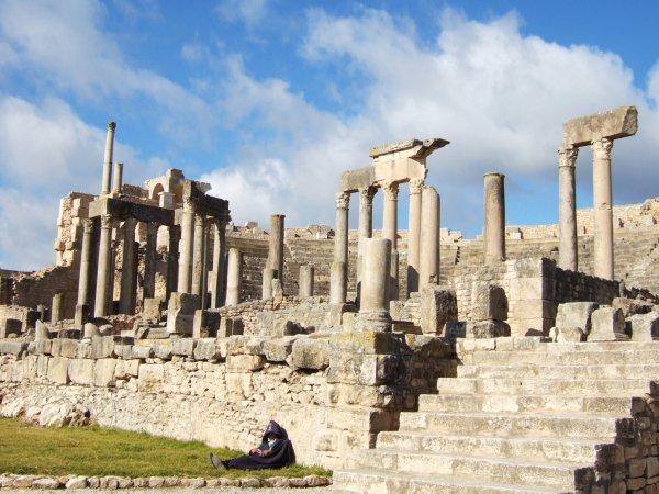 世界一周チュニジア旅行42