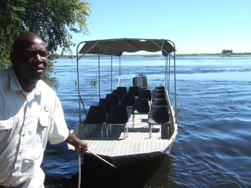世界一周ボツワナ旅行3