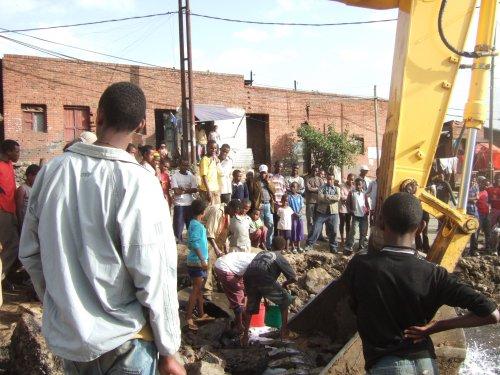 世界一周エチオピア旅行1
