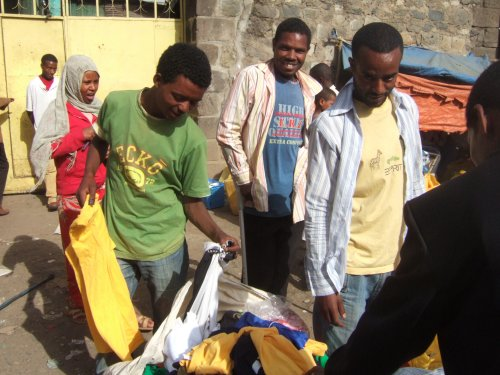 世界一周エチオピア旅行3