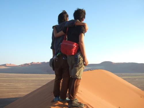 世界一周ナミビア旅行17