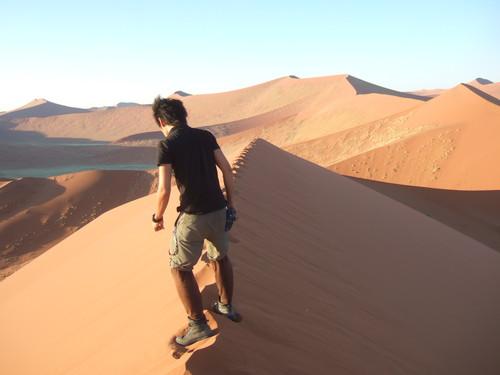 世界一周ナミビア旅行20