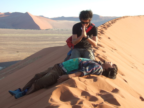 世界一周ナミビア旅行23