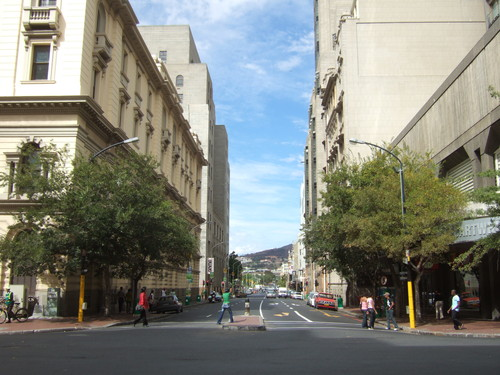 世界一周南アフリカ旅行1