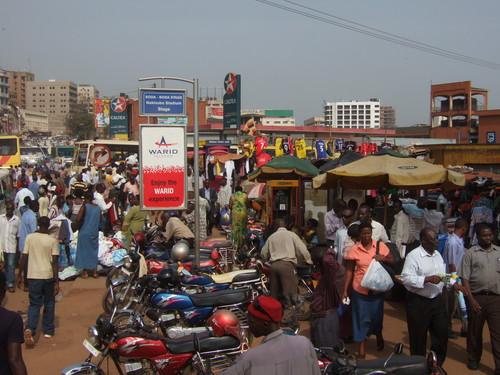 世界一周ウガンダ旅行1