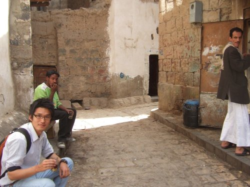 世界一周イエメン旅行22