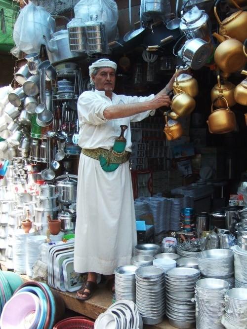 世界一周イエメン旅行4