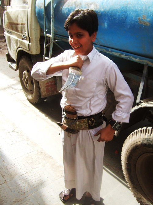 世界一周イエメン旅行5