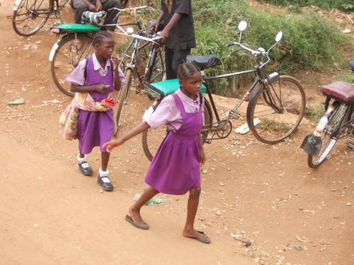 世界一周ザンビア旅行1