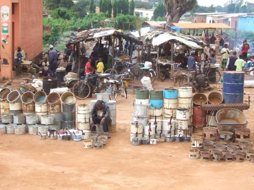 世界一周ザンビア旅行2