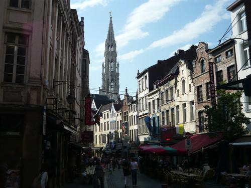 世界一周ベルギー旅行2