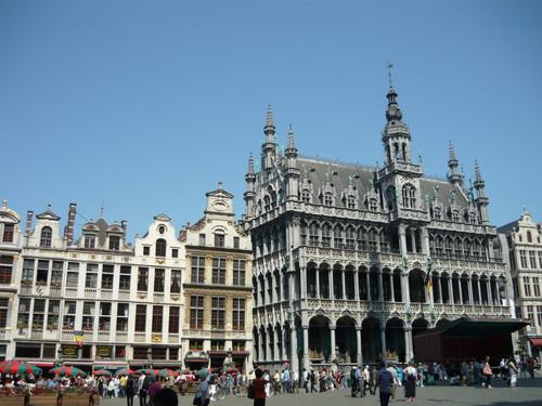 世界一周ベルギー旅行3