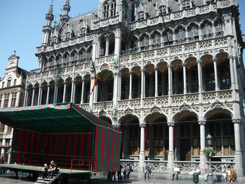 世界一周ベルギー旅行4