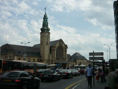 世界一周ルクセンブルグ旅行1