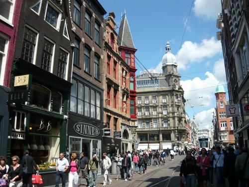 世界一周オランダ旅行1
