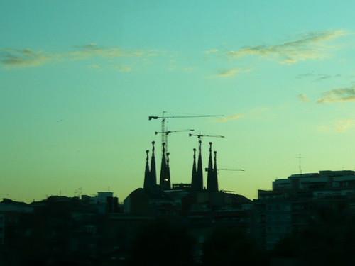 世界一周スペイン旅行1