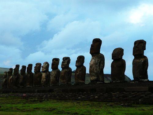 世界一周イースター島旅行11