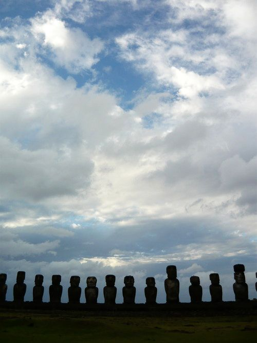 世界一周イースター島旅行12