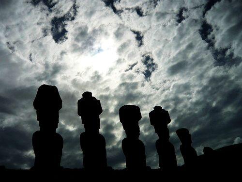 世界一周イースター島旅行18