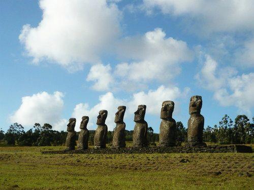 世界一周イースター島旅行32