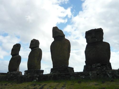 世界一周イースター島旅行7