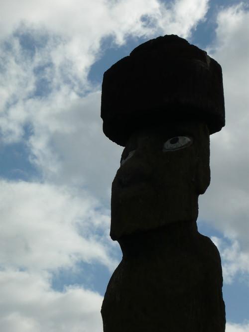 世界一周イースター島旅行8