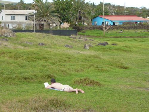 世界一周イースター島旅行9