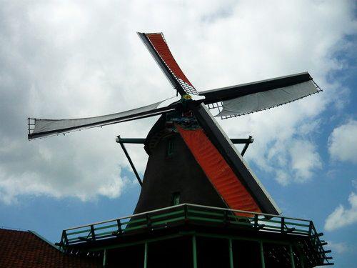 世界一周・オランダ風車_22