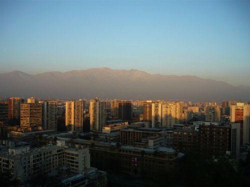 世界一周・チリ・サンティアゴ観光_22