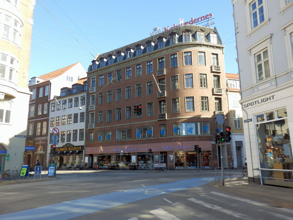北欧旅行デンマーク・コペンハーゲン観光2_1