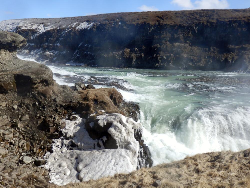 北欧旅行アイスランド・ゴールデンサークル_グトルフォス__10