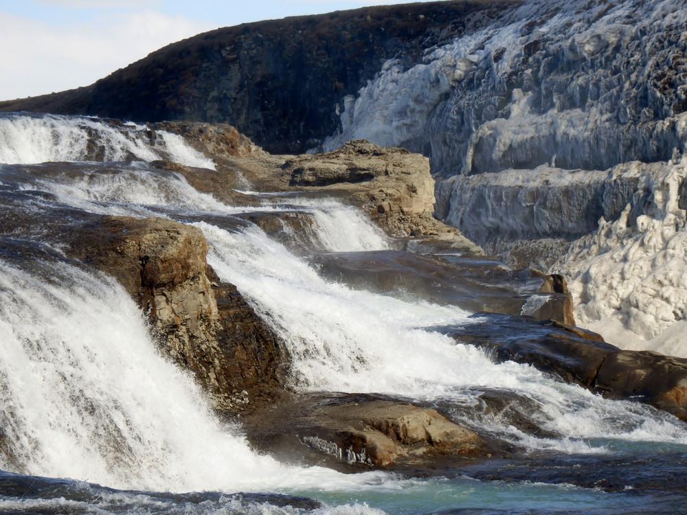 北欧旅行アイスランド・ゴールデンサークル_グトルフォス__14