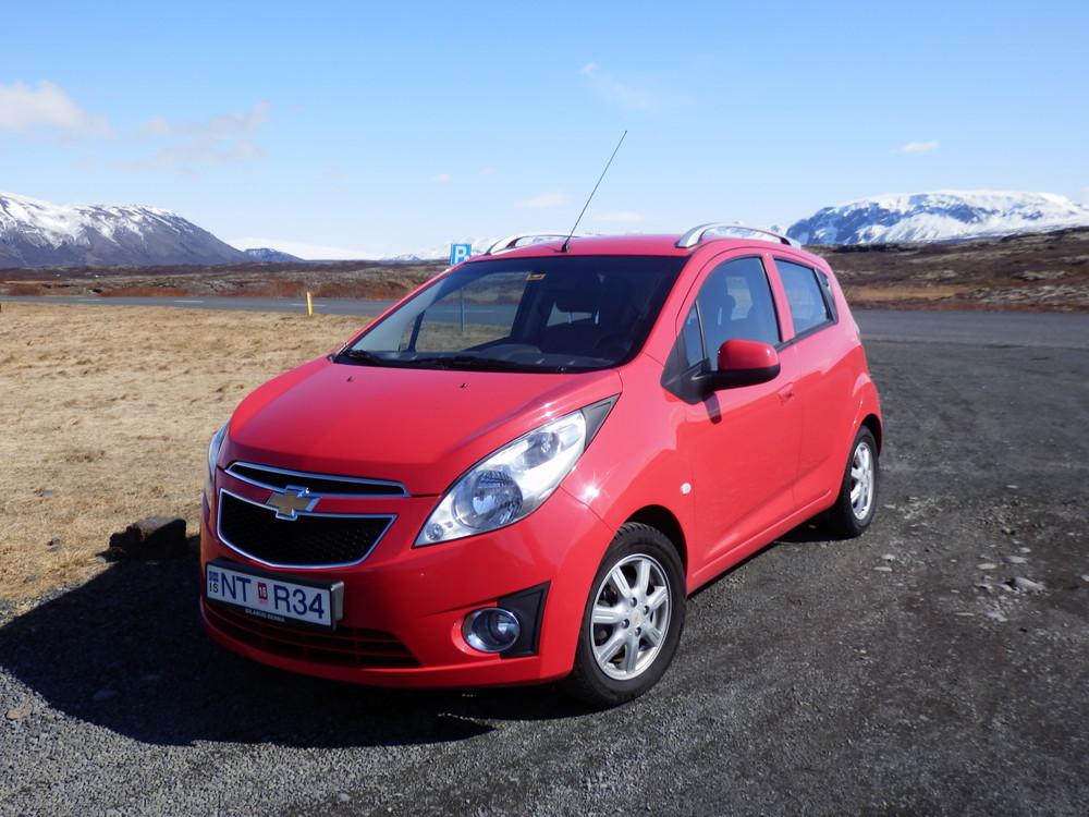 アイスランド旅行1