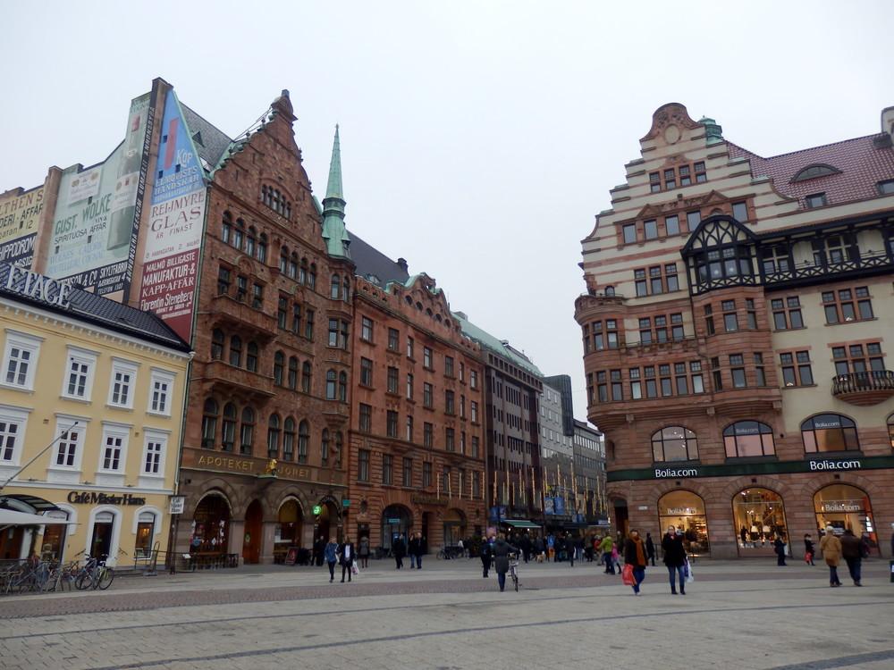 北欧旅行スウェーデン・マルメ観光_56